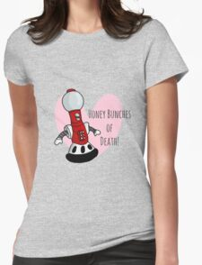 Honey Bunches of Death Womens Fitted T-Shirt