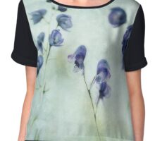 Memories of Spring Chiffon Top