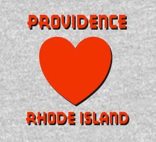 PROVIDENCE, RHODE ISLAND Unisex T-Shirt