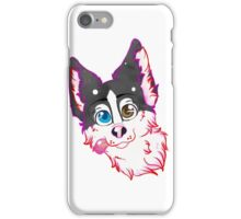 silly pup iPhone Case/Skin