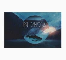 fisch camp Baby Tee