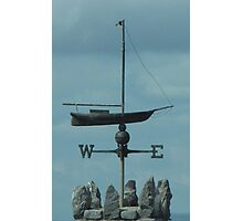 Weather Vane Photographic Print