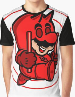 Tanooki Devil Graphic T-Shirt