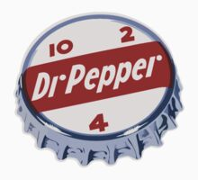 DR.PEPPER 6 One Piece - Short Sleeve