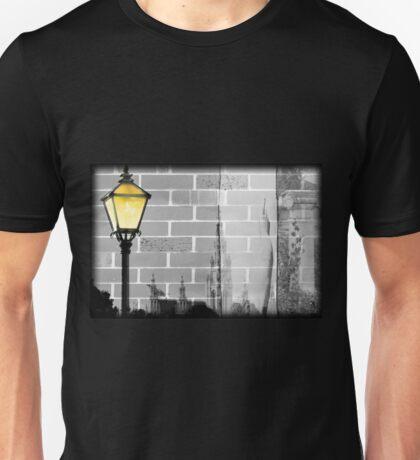 Laternenschein Unisex T-Shirt