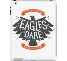 Where Eagles Dare iPad Case/Skin