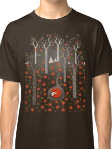 Sleeping Fox Classic T-Shirt