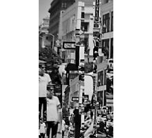 San Francisco Strut  Photographic Print