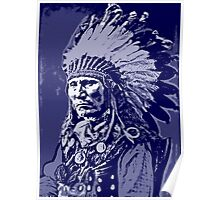 LOUIE (SITTING BULL'S SON) Poster