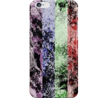Marble Fence iPhone Case/Skin