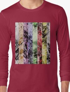 Marble Fence Long Sleeve T-Shirt