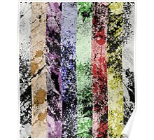 Marble Fence Poster