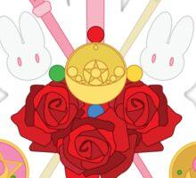Sailor Moon Banner Sticker