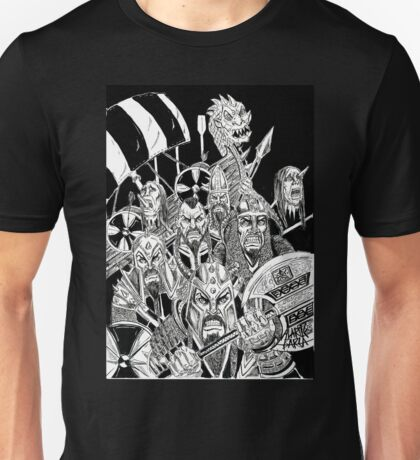 Viking Metal Unisex T-Shirt