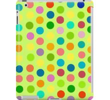 Polka Dot Party No. 3 iPad Case/Skin