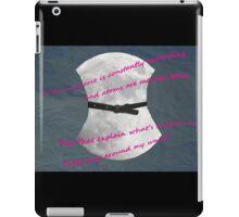 Expansion iPad Case/Skin