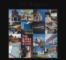 Los Angeles-10 One Piece - Short Sleeve