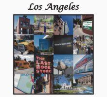 Los Angeles-10 Kids Tee