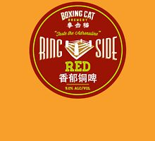 Boxing Cat Brewery Ring Side Red Chinese Beer Unisex T-Shirt