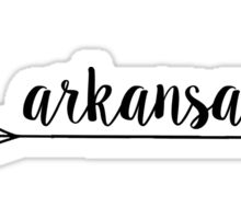 Arkansas Sticker