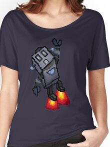 Robo-Buddy Women's Relaxed Fit T-Shirt