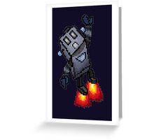 Robo-Buddy Greeting Card