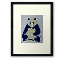 Panda 2011 Framed Print