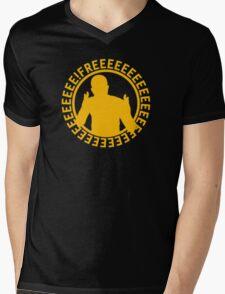 Apex FREEEEEEEEEEEE | Yellow on Black | High Quality! Mens V-Neck T-Shirt