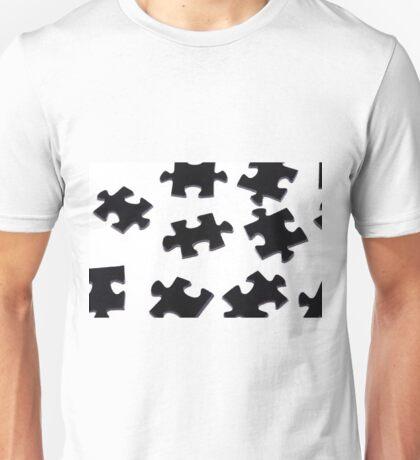 Puzzle Pieces Unisex T-Shirt