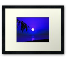 Dawn in the South fifth series Framed Print