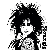 SIOUXSIE Photographic Print