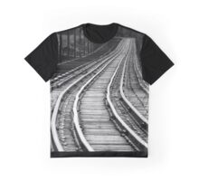 Tracks Graphic T-Shirt
