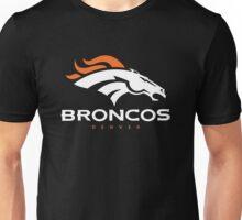 Denver Broncos Unisex T-Shirt