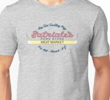 Satriale's - Meat Market New Jersey Unisex T-Shirt