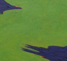 Rooks, Grass III Sticker