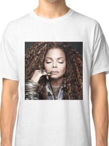 Janet Jackson Classic T-Shirt