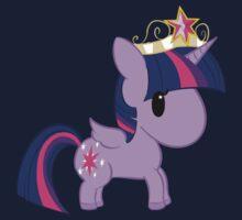 Chibi Twilight Sparkle Kids Tee