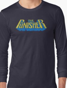 The Punisher - Classic Title - Dirty T-Shirt