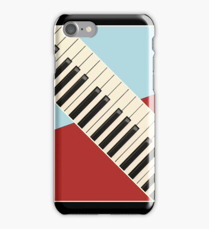 Old Keyboard Sign iPhone Case/Skin