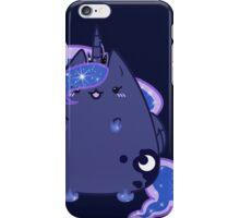Luna kitty iPhone Case/Skin