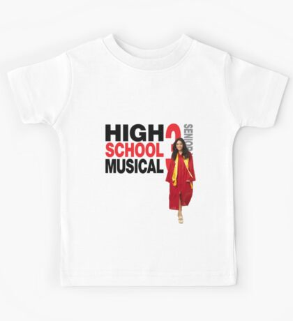 Gabriella Montez High school musical Kids Tee