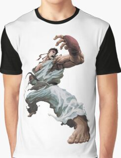 Fight Ryu Graphic T-Shirt