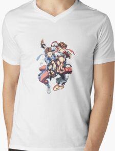 Street team Mens V-Neck T-Shirt