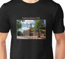 Independence Hall Philadelphia Unisex T-Shirt