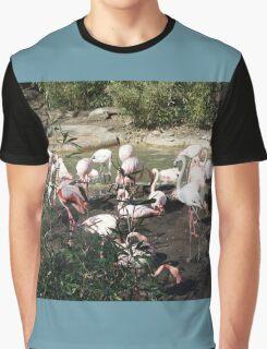 2016 Animals 5 Graphic T-Shirt