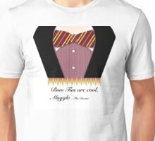 Doctor Who meets Harry Potter Unisex T-Shirt