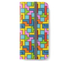 Tetris iPhone Wallet/Case/Skin