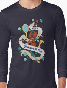Sailor Neptune Banner Long Sleeve T-Shirt