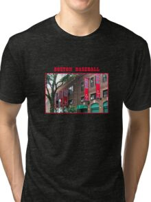 Boston Baseball Tri-blend T-Shirt