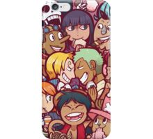 The Straw Hat Crew iPhone Case/Skin
